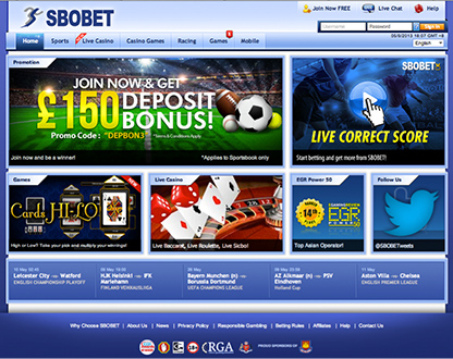 Let's learn about sbobet