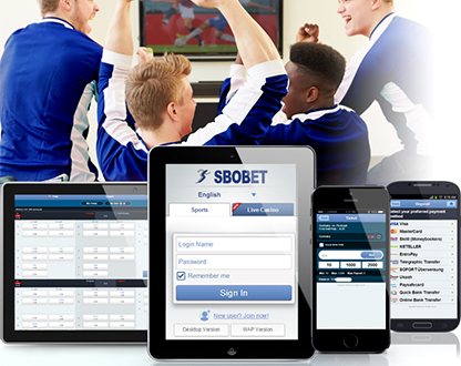 Sbobet can play on mobile